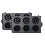 PVWH-10-DT [ドーナツプレート 2枚組]
