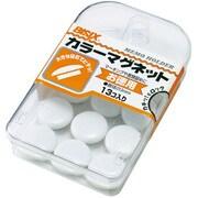 BX2-52-WH カラーマグネット20mm白