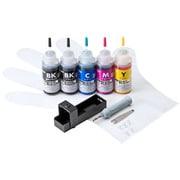 INK-C350S30S5 [詰め替えインク BCI-350PGBK・351BK・C・M・Y用]