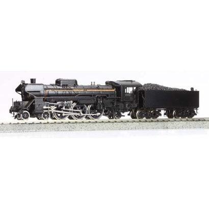 Nゲージ Nゲージ 国鉄 C59 124号機 蒸気機関車 組立キット