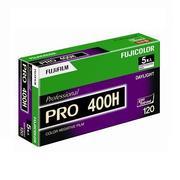 120 PRO 400 H EP NP 12EX 5 [プロ用カラーネガフィルム PRO400H(120サイズ)12枚撮り 5本パック]