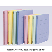 FF-A4S-P PPフラットファイル(A4S)ピンク [書類整理グッズ]