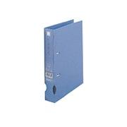 DRF-B5W-B DリングファイルB5ワイド ブルー [書類整理グッズ]