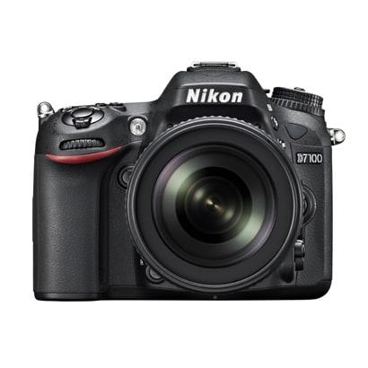 D7100 18-105VR レンズキット [ボディ+交換レンズ「AF-S DX NIKKOR 18-105mm f/3.5-5.6G ED VR」]