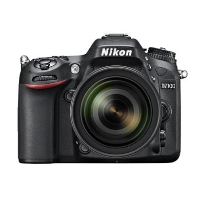 D7100 16-85VR レンズキット [ボディ+交換レンズ「AF-S DX NIKKOR 16-85mm f/3.5-5.6G ED VR」]