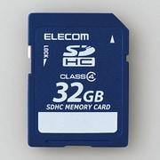 MF-FSDH32GC4R [SDHCカード 32GB CLASS4 データ復旧サービス付き]