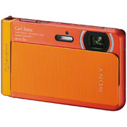 DSC-TX30 DC [コンパクトデジタルカメラ Cyber-shot(サイバーショット) オレンジ]