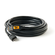CU5453 [TetherPro USB 3.0 male to Micro-B 5 pin 15ft.(4.6m) ブラック]
