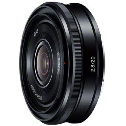 SEL20F28 [E 20mm F2.8 ソニーE]