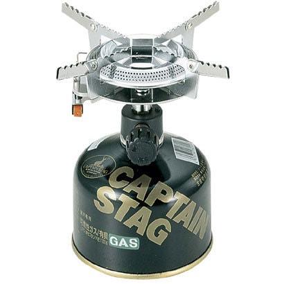 M-7900 [オーリック 小型ガスバーナーコンロ〈圧電点火装置付〉(ケース付)]