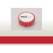 MT01P181 [15mm×10m mt1P レッド]