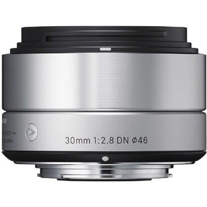 DN 30mmF2.8 シルバー [Artライン 30mm/F2.8 シルバー マイクロフォーサーズマウント]