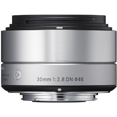 DN 30mmF2.8 シルバー [Artライン 30mm/F2.8 シルバー ソニーEマウント]