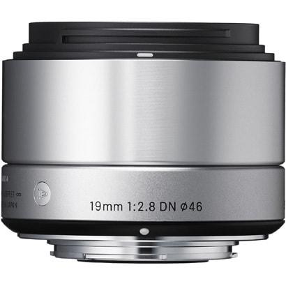 DN 19mmF2.8 シルバー [Artライン 19mm/F2.8 シルバー マイクロフォーサーズマウント]