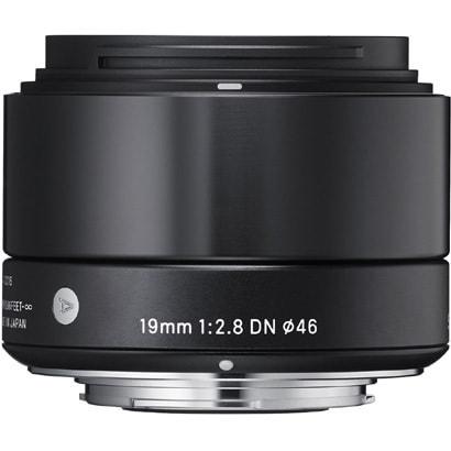 DN 19mmF2.8 ブラック [Artライン 19mm/F2.8 ブラック ソニーEマウント]