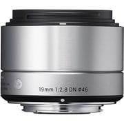 DN 19mmF2.8 シルバー [Artライン 19mm/F2.8 シルバー ソニーEマウント]