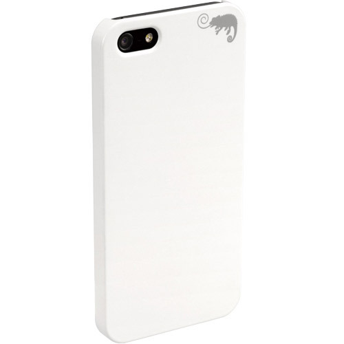 PIP-CC1W [iPhone 5用 カメレオンケース ホワイト]