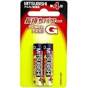 LR03GH/2BP [POWERアルカリGH 単4形 ブリスターパック 2個入り]