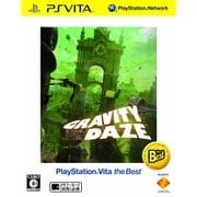 GRAVITY DAZE 重力的眩暈:上層への帰還において、彼女の内宇宙に生じた摂動 PlayStation Vita the Best [PS Vitaソフト]