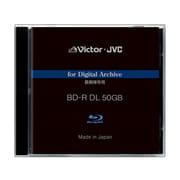 BV-R50MC [長期保存用BD-R 追記型 1-6倍速 片面2層 50GB 1枚 手書きレーベル]