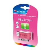 USBP8GVP1 [USBフラッシュメモリ 8GB ピンク Win/Mac]