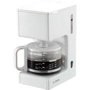 SCM-501(WH) [シャワードリップ式コーヒーメーカー ホワイト]