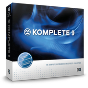 KOMPLETE 9 アップデート [Windows&Macソフト]