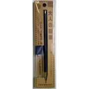 19961 [大人の鉛筆 彩-Irodiri- 藍色 芯削りセット]