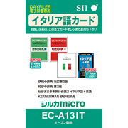 EC-A13IT [マイクロカード]