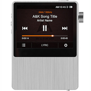 AK100-32GB-SLV [ハイレゾ対応 ポータブルHi-Fiオーディオプレーヤー Astell&Kern(アステルアンドケルン) AK100 32GB シルバー]