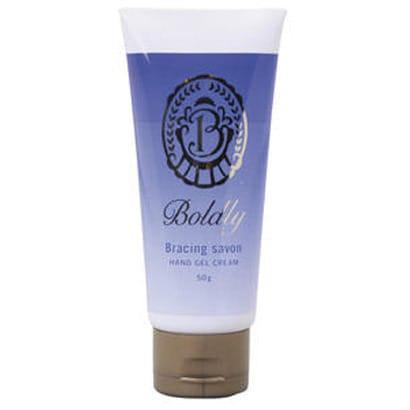 Boldly ボルドリーハンドジェルクリーム ブレーシングサボン(シャボンの香り)