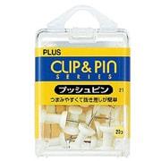 CP-101P [プッシュピン ホワイト]