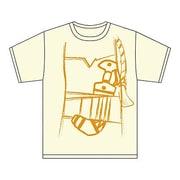 dh マギ Tシャツ アリババ アイボリー L [DHシリーズ]