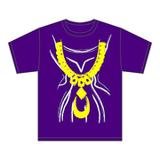 dh マギ Tシャツ シンドバッド パープル S [DHシリーズ]