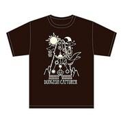 dh マギ Tシャツ ダンジョン ブラウン S [DHシリーズ]