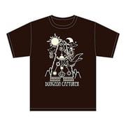 dh マギ Tシャツ ダンジョン ブラウン M [DHシリーズ]