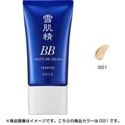 雪肌精 ホワイト BBクリーム 01 やや明るい自然な肌色 [BBクリーム]