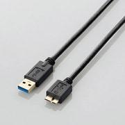 USB3-AMB10BK [USB3.0ケーブル(A-microB) 1.0m ブラック]