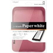 TBC-KPW1203P [電子書籍リーダー用 スリップインケース (Kindle Paperwhite対応) ピンク]