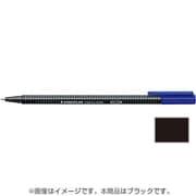 403-9 [トリプラス ローラー・水性ボールペン ブラック]