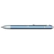 927AGL-AQ [多機能ペン アバンギャルドライト ボールペン(黒・赤) 0.7mm+シャープペン 0.5mm アクア]