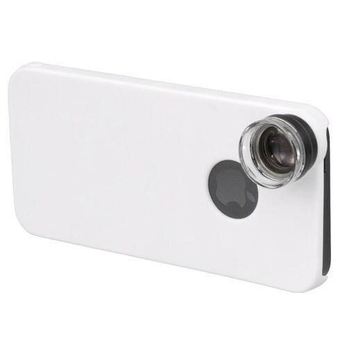 PIP-CK5MW [iPhone 5用マイクロスコープレンズキット ホワイト]