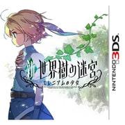 新・世界樹の迷宮 ミレニアムの少女 [3DSソフト]