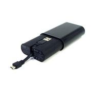 BPS50-Black [モバイルバッテリー充電器 5600mAh Ye!! Energy Box ブラック]