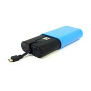 BPS50-Blue [モバイルバッテリー充電器 5600mAh Ye!! Energy Box ブルー]