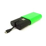 BPS50-Green [モバイルバッテリー充電器 5600mAh Ye!! Energy Box グリーン]