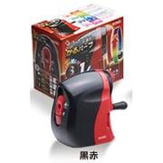 SK-802-R [手動鉛筆削り かるハーフ 黒赤]