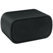 WS500BK [Mobile Boombox Bluetooth speaker and speakerphone(モバイル ブームボックス Bluetooth スピーカー&スピーカーフォン) ブラック]