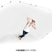 LB7627 [パノラマ背景用カバー 4m幅×2.3m高 ホワイト]