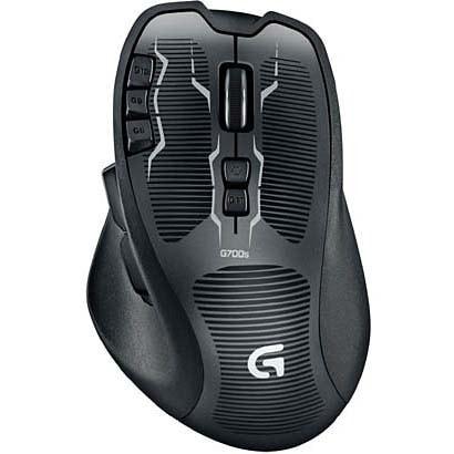G700s [ワイヤレス/有線接続(両対応) 充電式 ゲーミングマウス]